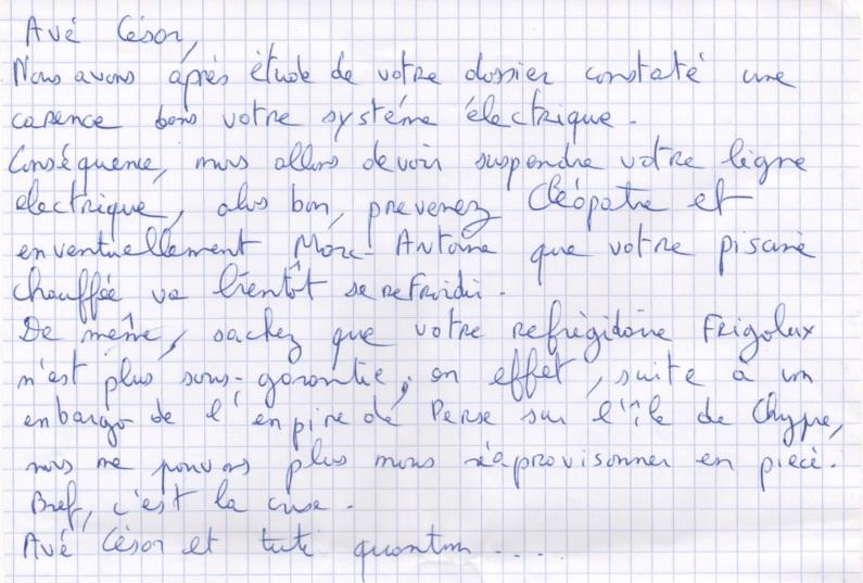 Les lettres inocentes Lettre17