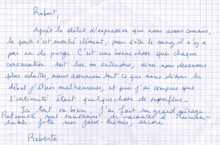 Les lettres inocentes Lettre20