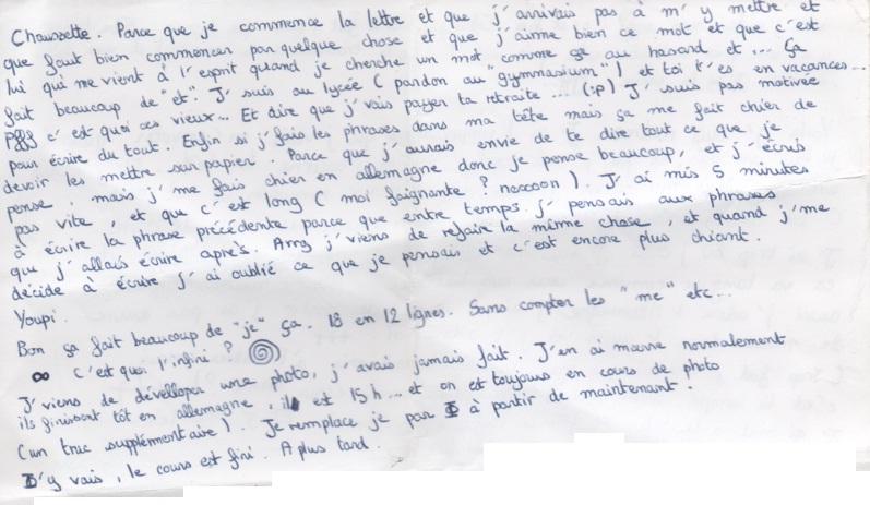 Les lettres inocentes Lettre21