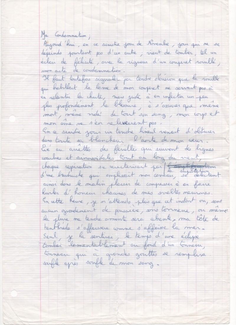 Les lettres inocentes Lettre22