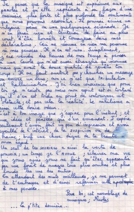Les lettres inocentes Lettre23