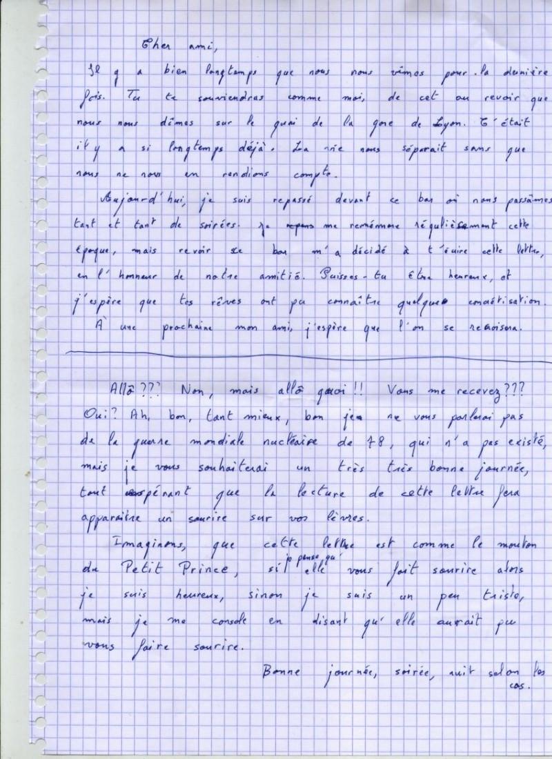 Les lettres inocentes Missyv24