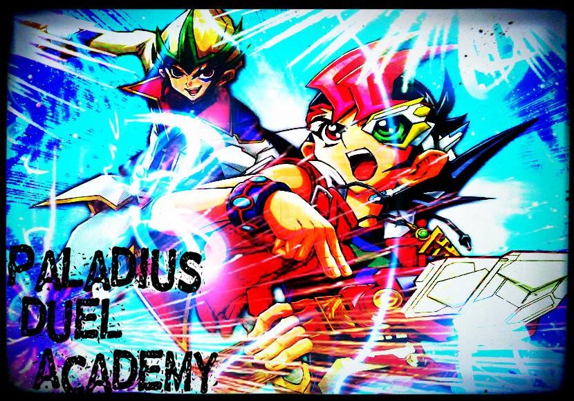 Paladius Duel Academy