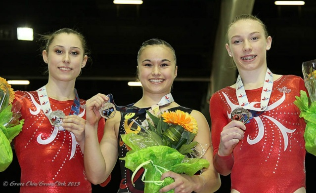 Sujet populaire : L'international Gymnix 2013 (CANADA)   58179911