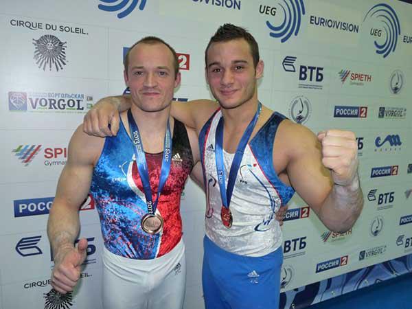 Sujet populaire : Les championnats d'Europe 2013 France10