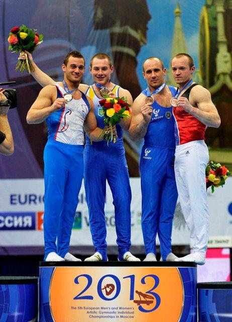 Sujet populaire : Les championnats d'Europe 2013 Podium11