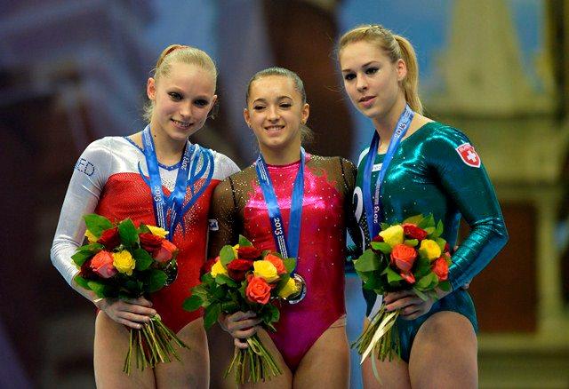 Sujet populaire : Les championnats d'Europe 2013 Podium12