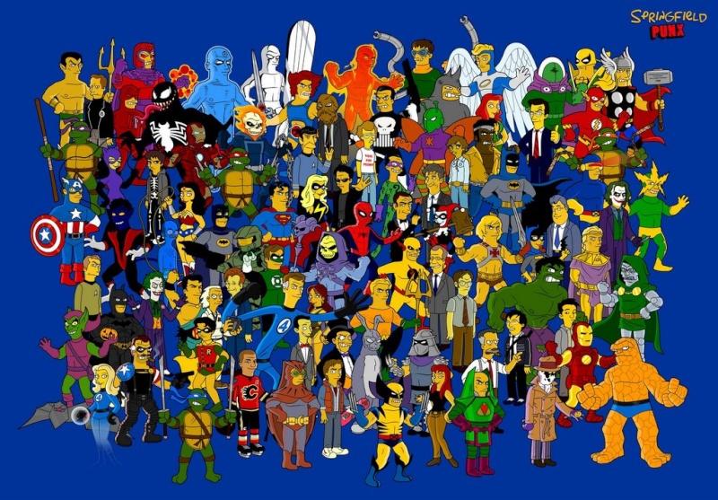 Avengers Rp Simpso10