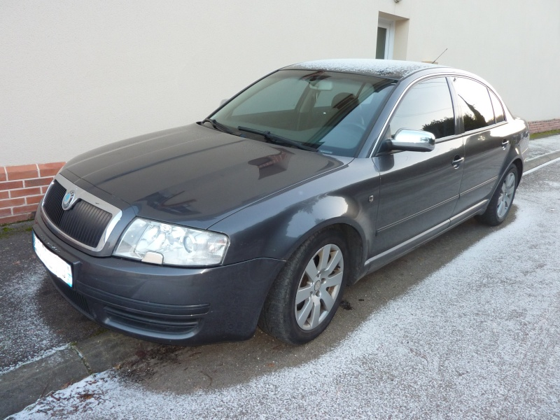 Skoda Superb V6 TDI P1010611