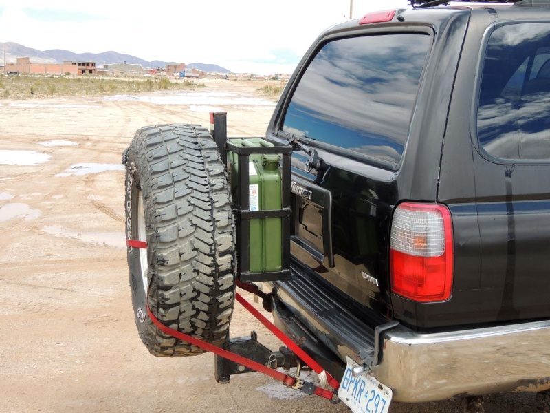 FS: Toyota 4Runner 1998 in Buenos Aires or Montevideo, End of March, $7000 Dscn4612