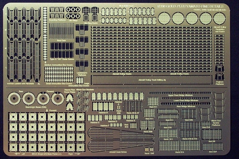 Yamato nichimo 1/200 200-1a10