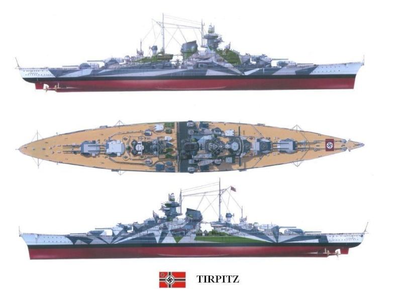 USS MISSOURI 1/350 TAMIYA Dkm_ti10