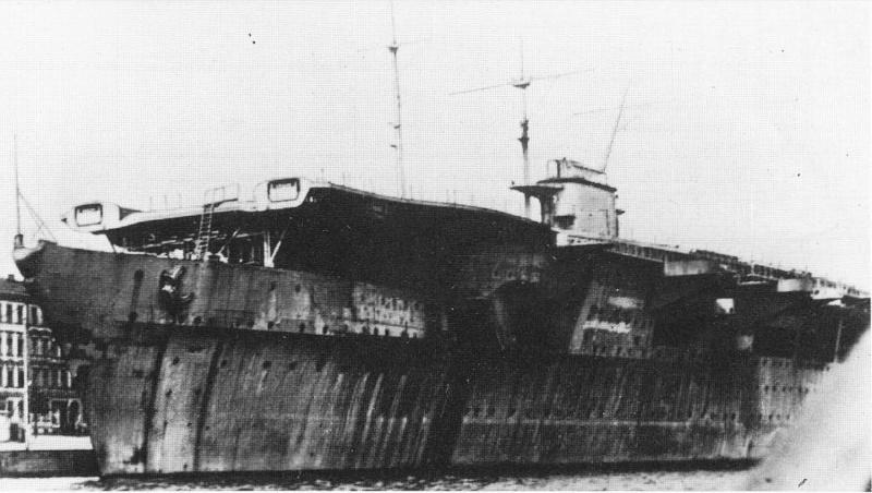 Graf Zeppelin 1/350 (configuration 1942-43) 100% scratch (ou presque) Graf_z11