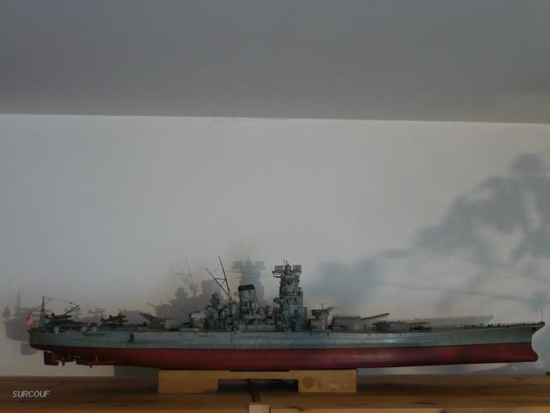 Décès : Nous sommes porteurs Pascal et moi d'une très triste nouvelle au sujet deSURCOUF Yamato11