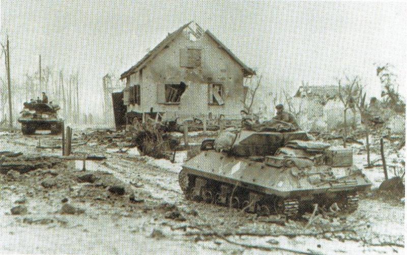 Hiver 1944 - 1945 Chars_10