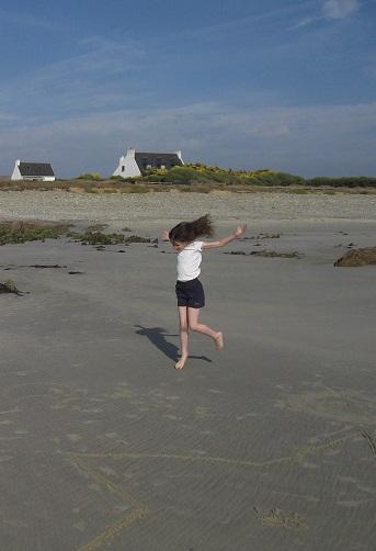 Quelques Photos de vacances pour montrer qu'en Bretagne il fait BEAU et c'est le pied !!! Dscf1816