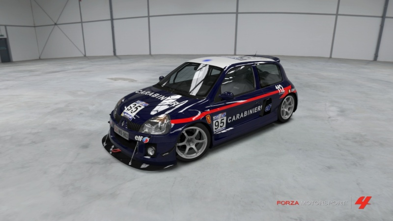 RENAULT CLIO V6 CC Forza425