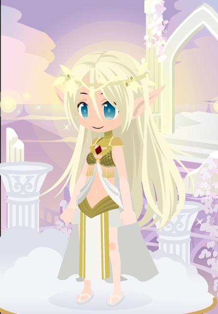 Créé votre personnage :D! Hylia10