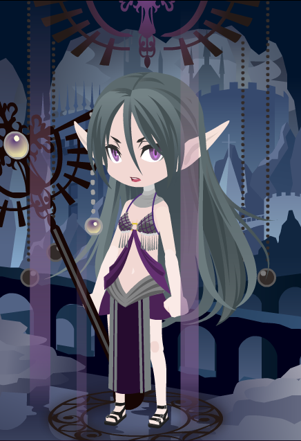 Créé votre personnage :D! Ikane11