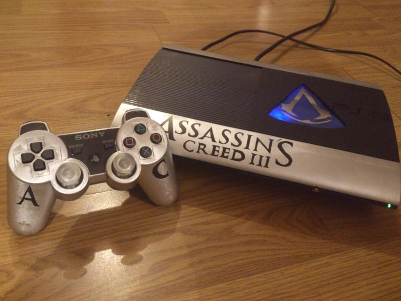 Mes Custom Playstation 3  Dsc_0910
