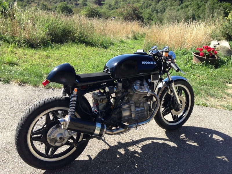 honda cx 400 #cafe #racer  - Page 3 Img_2910