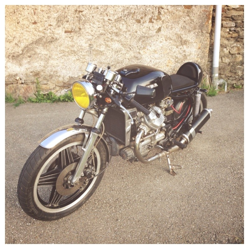 honda cx 400 #cafe #racer  - Page 3 Img_2911