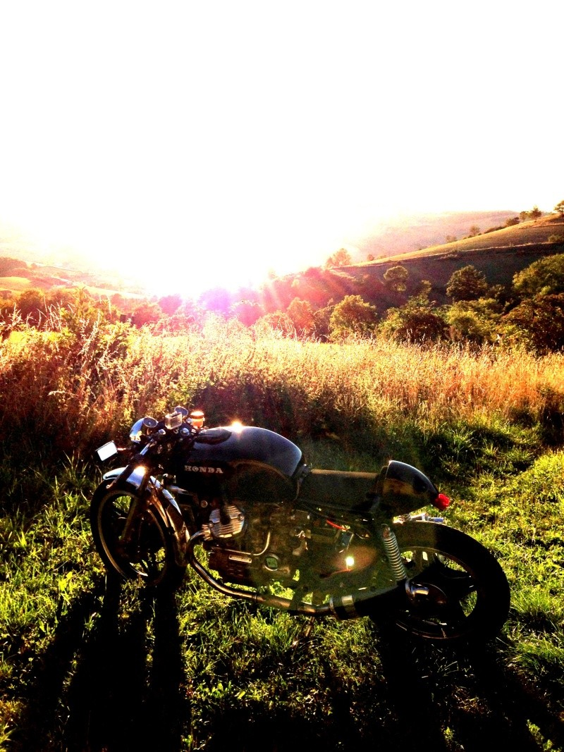 honda cx 400 #cafe #racer  - Page 3 Img_3012