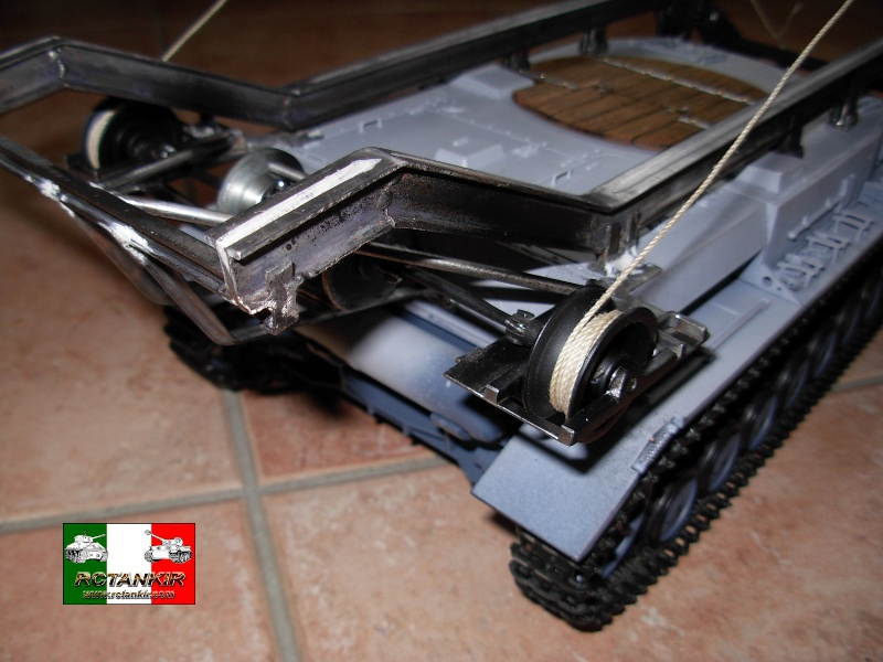 Bruckenleger IV B - il carro gettaponte di Ospite Dscn3412