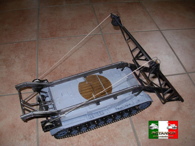Bruckenleger IV B - il carro gettaponte di Ospite Dscn3413