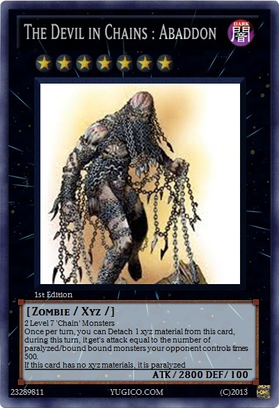 Chain Devilo10
