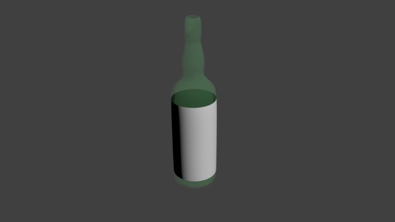 Belial's 3D progress Bottle10