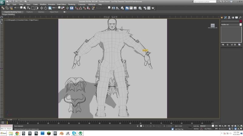 Belial's 3D progress Day_tw10