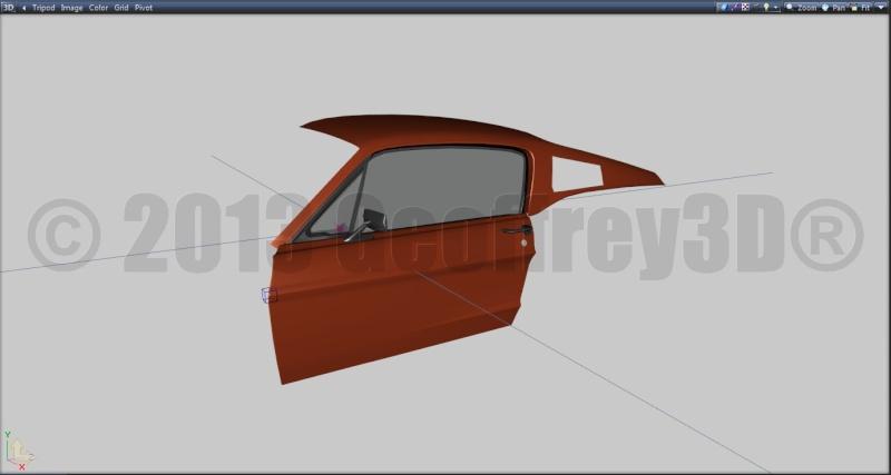 Geoffrey's 3D & design Show Carro_11