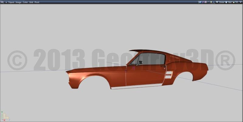 Geoffrey's 3D & design Show Cote_313