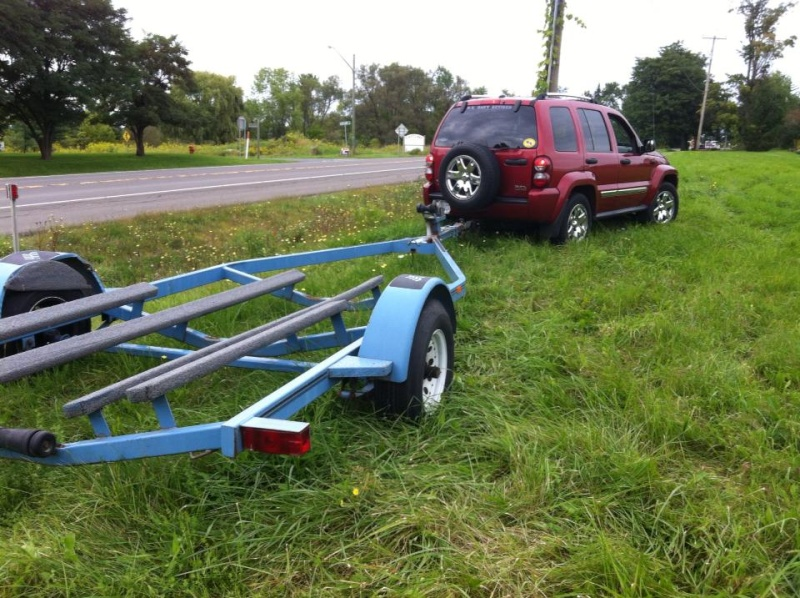 Boat trailer mini project 11754411