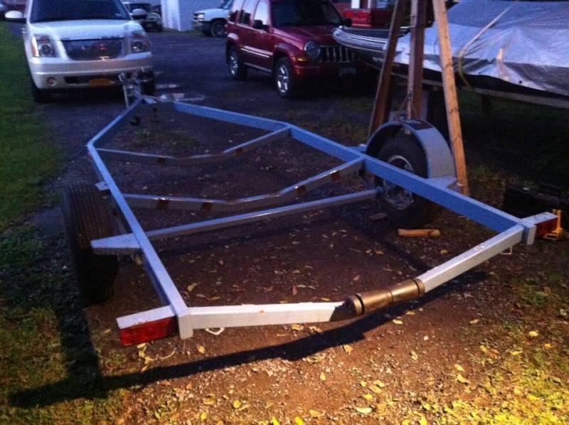 Boat trailer mini project 12388411