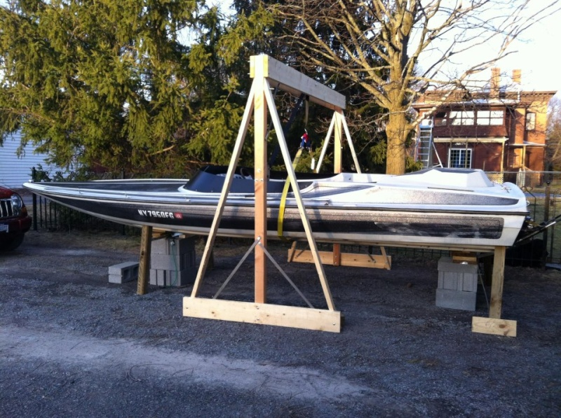 Boat trailer mini project 54447112