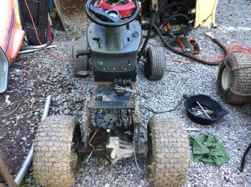 Husqvarna 90's rally mower.  60388810