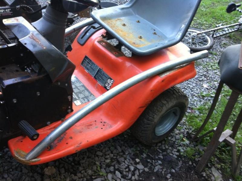 Husqvarna 90's rally mower.  9744_310