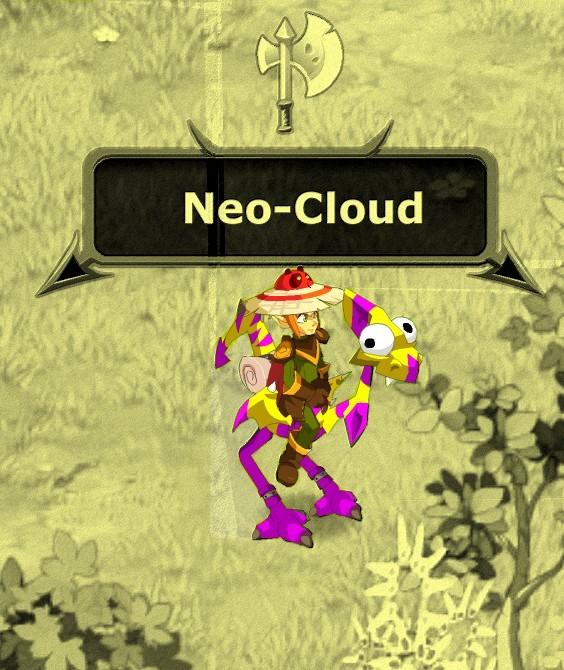 Neo-Cloud, Crâ à la soif d'apprentissage ! Neo-cl10