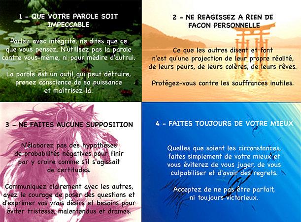 Les quatres accords tolteques  Accord10