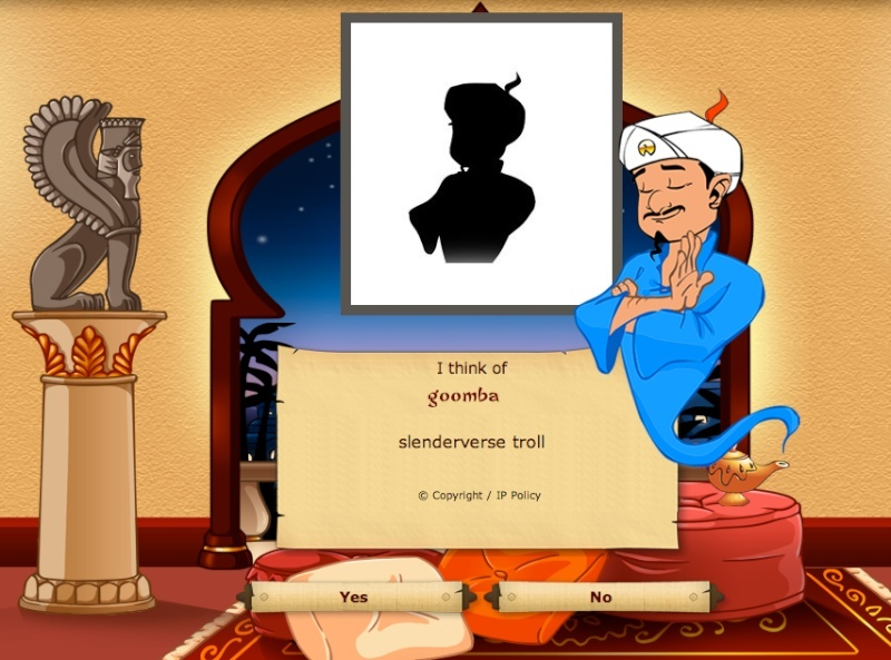 Akinator! The guessing game! Screen10
