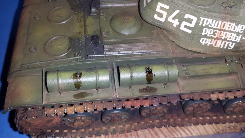 KV8S flametowers 1/35 20130832