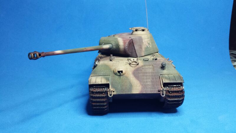 PANTHER AUSF. A DE PEPO Img-2010