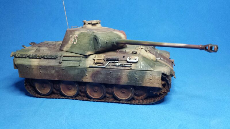 PANTHER AUSF. A DE PEPO Img-2014