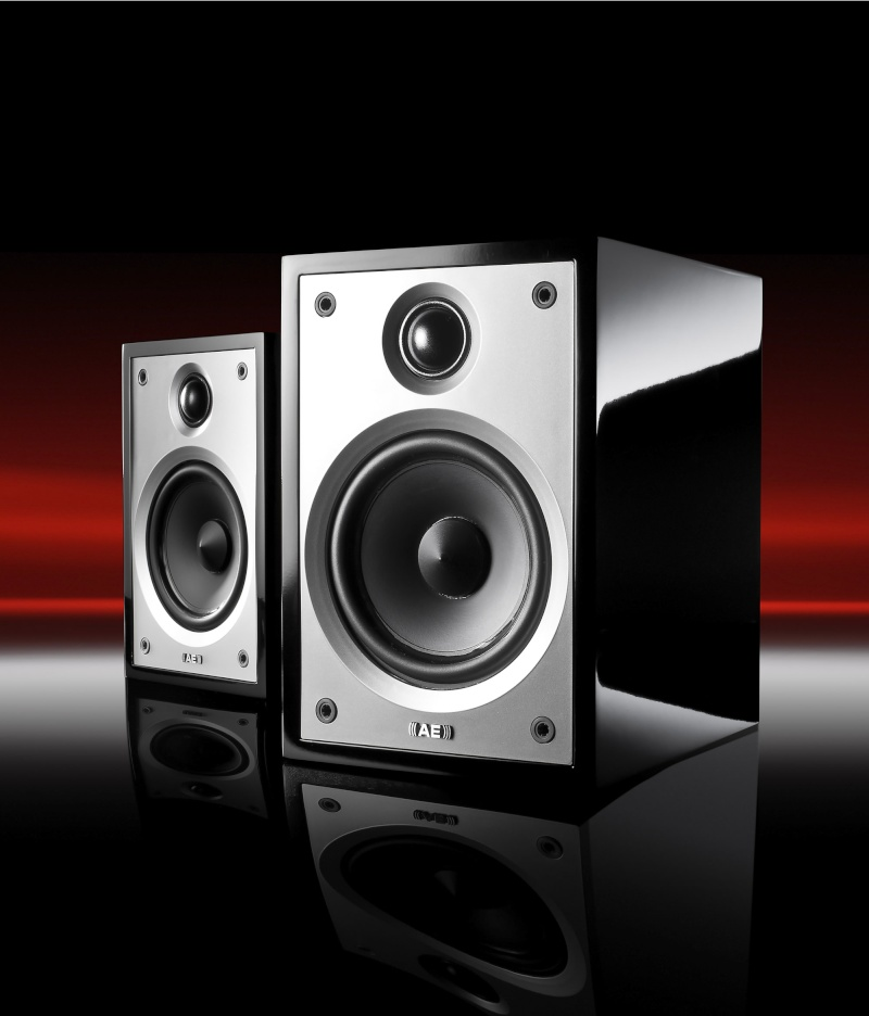 AE Compact 1 - Speaker (SOLD) Ae10
