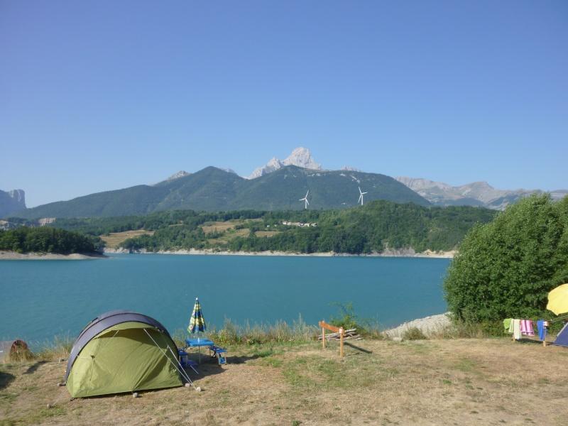 Camping du lac du sautet P1150910
