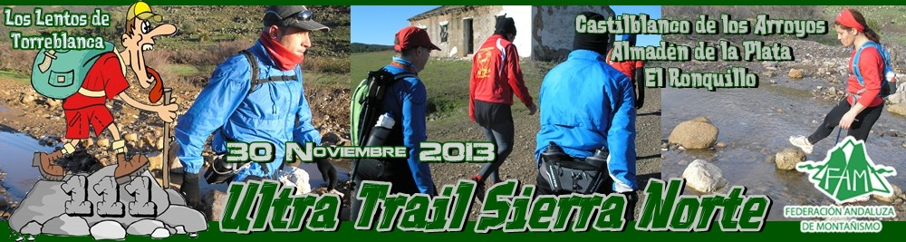 Ultra Trail Sierra Norte