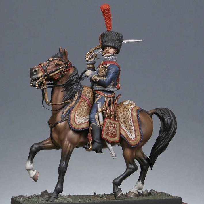 Caporal des cosaques du Don (4° Rgt cavalerie) Cv02110