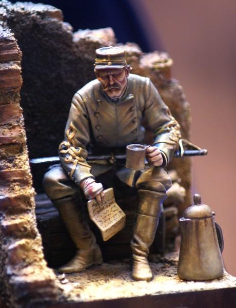 officier confédéré terminé et pret pour Sèvre Dsc01216